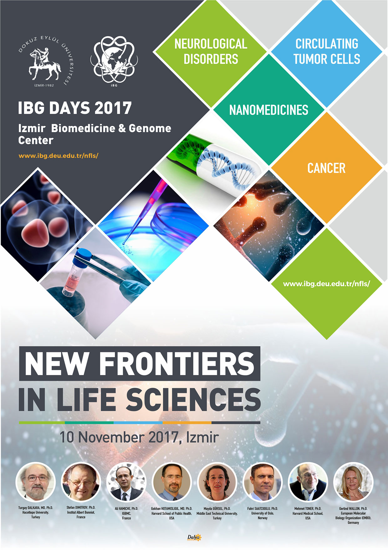 New Frontiers in Life Sciences
