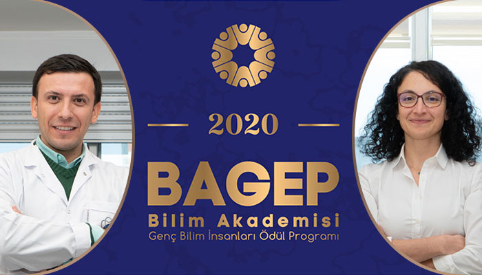 TWO IBG RESEARCHERS RECEIVED THE SCIENCE ACADEMY YOUNG SCIENTISTS AWARD (BAGEP)