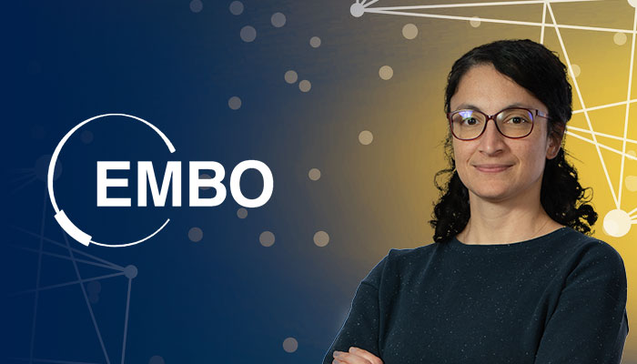 DR. EZGI KARACA BECAME THE FIFTH EMBO INSTALLATION GRANTEE FROM IBG