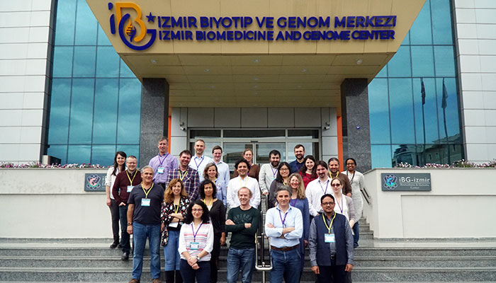 "IBG hosted a one of a kind EMBO course on ""Research to service: Planning and running a bioinformatics core facility"""