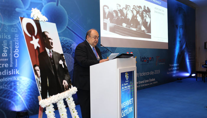 Mustafa Kemal Atatürk, founder of the Republic of Turkey, was commemorated with IBG Science Day on November 10th
