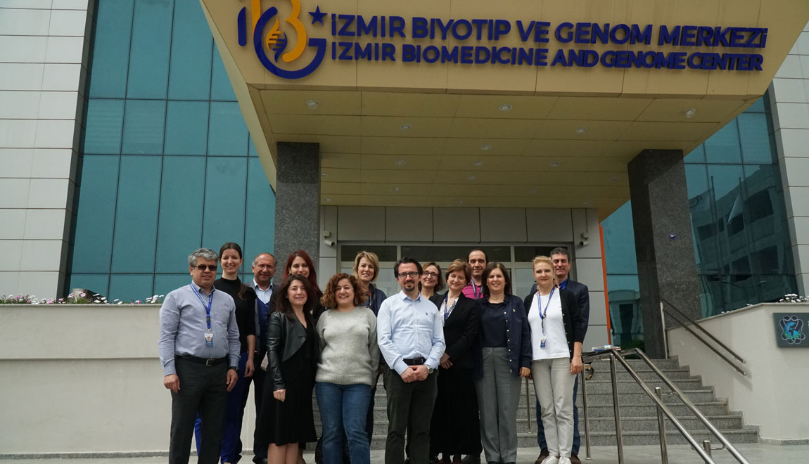 "The second joint meeting of the newly established ""DEU-IBG Brain Research Platform"" was held on April 24, 2019 at IBG."