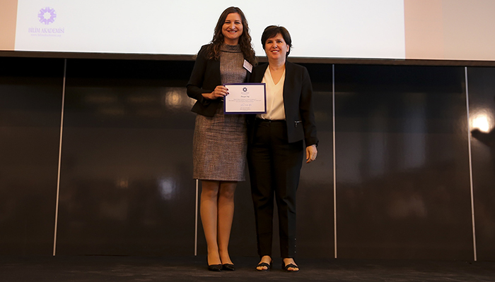 BAGEP 2018 YOUNG SCIENTIST AWARD: DUYGU SAĞ