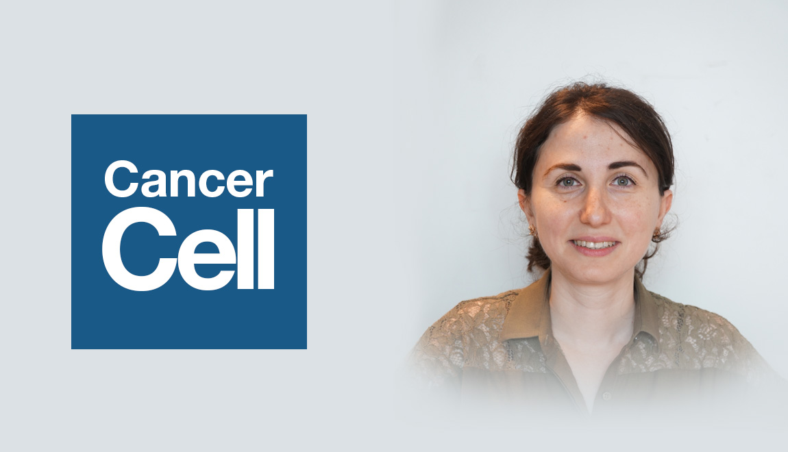 Dr. Serap Erkek's study has been published in Cancer Cell journal